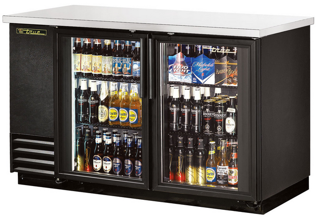 true_glass_door_back_bar_cooler